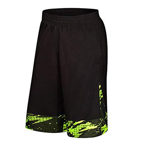 Tomatoa Herren Kurze Hose Shorts Sweatshorts Freizeithose Jogginghose Sporthose Trainingshose Sweatpants Badehose Bermuda Boxen Kurze Hose Bodybuilding Shorts Sweat Hosen XL - 5XL