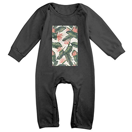 SDGSS Combinaison Bébé Palm Stylish Baby Girl Boy Crawling Cartoon Baby