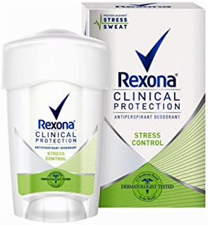 REXONA MAXIMUM PROTECTION Stress Control Deo Deodorant Cream 45 ml