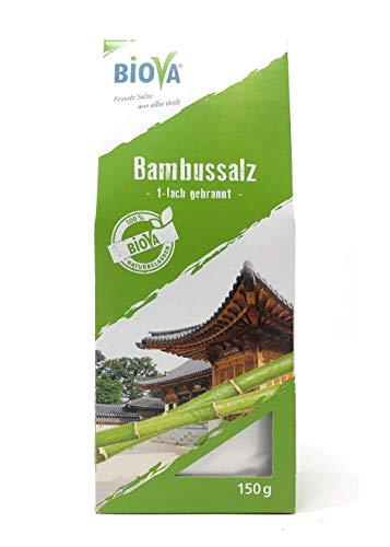 Biova Bambus-Salz aus Korea 150 g