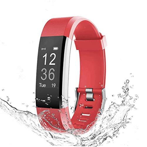 ShopAIS ID115 Plus V5.0 Bluetooth Fitness Band Smart Watch...