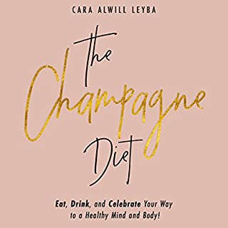 The Champagne Diet audiobook cover art
