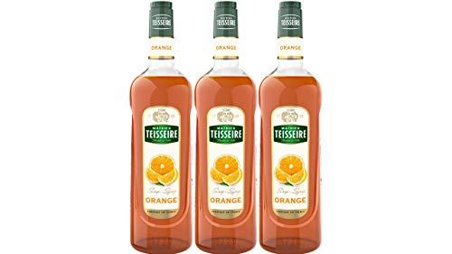 Teisseire Sirup Set Orange - 3 x 1L