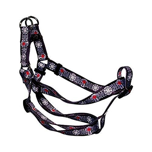 Yellow Dog Design Step-In Harness, Small, Celtic Cross