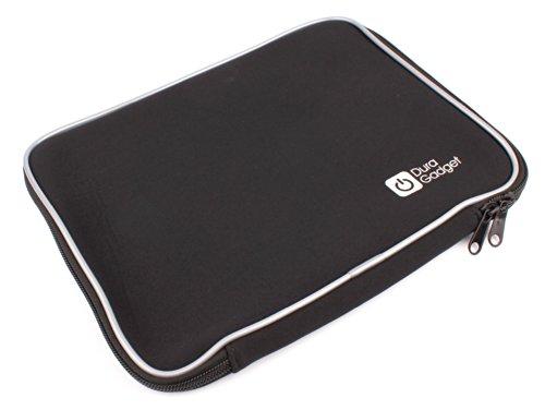DURAGADGET Funda Negra De Neopreno para Lenovo Yoga Tab 3 10'   3 Pro 10 - Resistente Al Agua - Suave Al Tacto