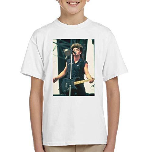 TV Times Bono of U2 Guitar 3D Effect Kid's T-shirt