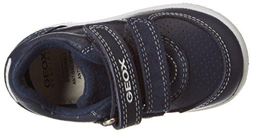Geox Baby Jungen New Flick Boy B Sneaker, Blau - 5
