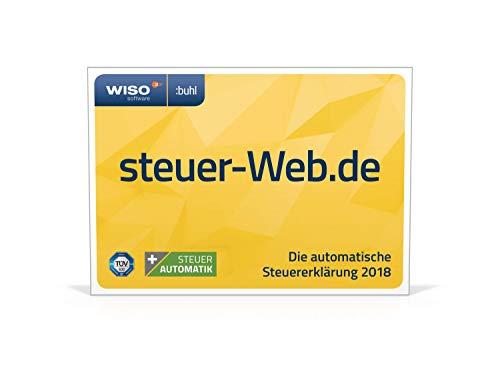 WISO steuer:Mac Web Version (für Steuerjahr 2018 / Aktivierungscode per Email)