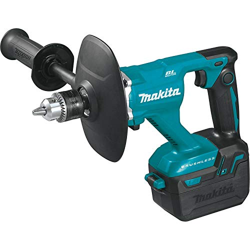 Makita XTU02Z 18V LXT Lithium-Ion Brushless Cordless 1/2' Mixer, Tool Only