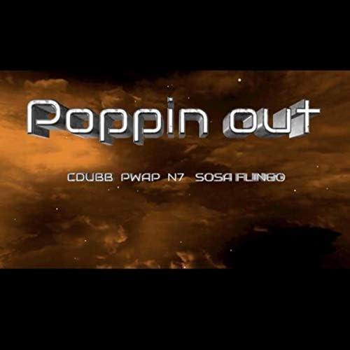 CDUBB x LJ Solo feat. N7, Pwap & Sosa Flingo