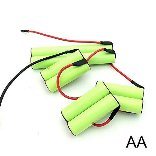 AA 2500mAh para Electrolux AEG Batería ERGO RAPIDO 405513230 12V CT96 AG906 AG811 AG813 ML13 PNC900055110 PNC900164350 Aspiradora de mano