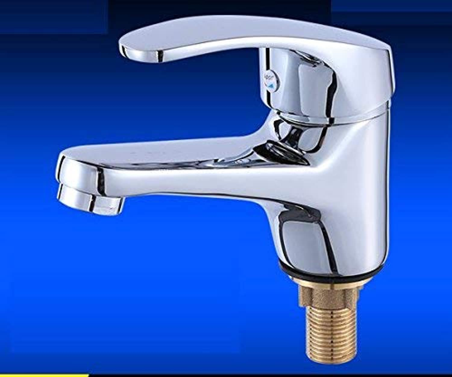 CFHJN HOME Mixer Water Tap Wash your face copper cold bathroom bathroom