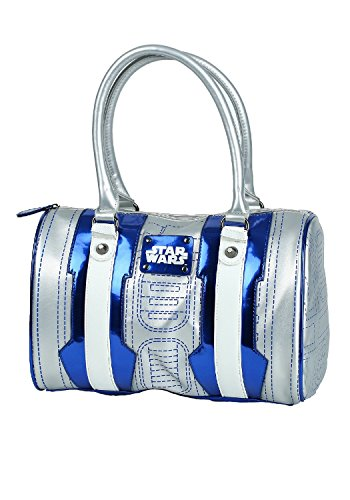 Bioworld Merchandising / Independent Sales Star Wars R2D2 Bowler Purse Standard