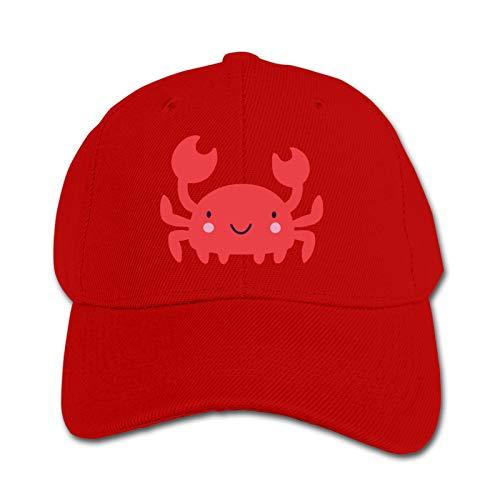 Carter Unisex Sports Cap Teen Hut Sunproof Kids Cap Hip-Hop Cap Verstellbare Baseball Cap Sun Hat für Kinder