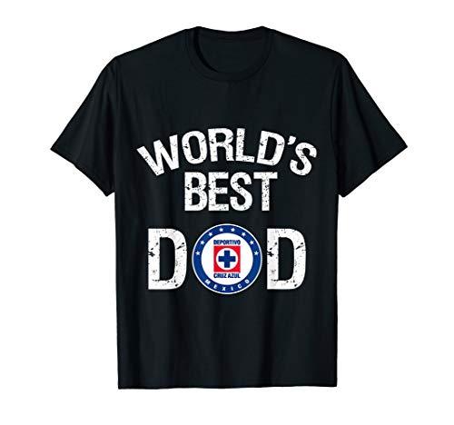 FC Cruz Azul Mexico World's Best Dad Father's Day Gift