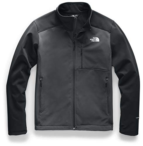The North Face Men's Apex Bionic 2 Jacket, Asphalt Grey/TNF Black, 1X