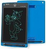 mafiti LCD Schreibtafel für Kinder, Handschrift Notizblock, Zeichnung Boards Schreibtafel für Kinder, Doodle Board, Writing Tablet, Geschenk für Kinder Erwachsene Home School Office (8,5 Zoll Blau)