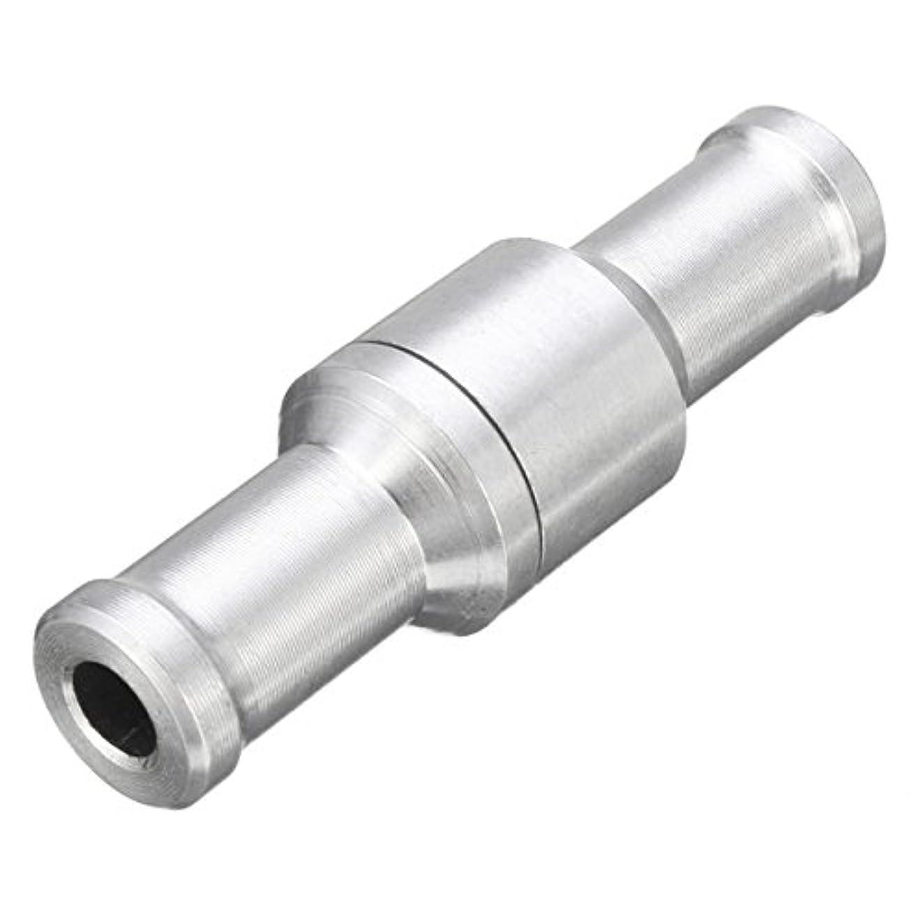 増幅シュガー過去Queenwind 10mm の一方向非帰り弁アルミニウム普遍的な非リターンインラインチェック弁