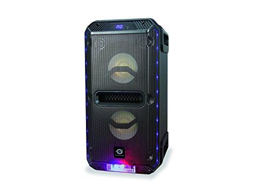 Conceptronic DARIO01B 30 W Negro - Altavoces portátiles (30 W, 100-20000 Hz,...
