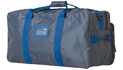 Tasca laterale portautensili porta ovest B900 65L borsone da viaggio, Blu (marine), taglia unica