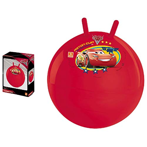 Mondo 06816 Hüpfball Disney Cars 45 cm