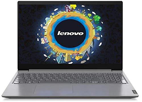 "Portatile Lenovo V15 cpu Intel i3 10°GEN. 2 Core a 3,4 ghz, Notebook 15.6"" Display FHD 1920 x 1080 Pixels, DDR4 8 GB, SSD 256 GB, webcam, Wi-fi, Bt, Win 10 H, A/V, Pronto All'uso Gar. Italia"