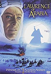 adventure historical travel movies | lawrence of Arabia