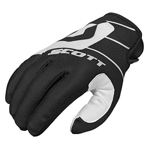 Scott 350 Race MX Motocross/DH guantes de ciclismo colour negro/blanco 2016, verano,...