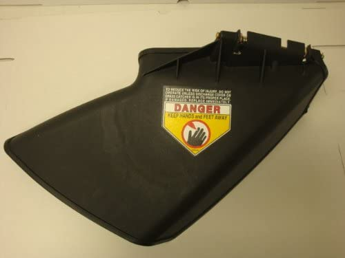 Replacement part For Alternative dealer Toro Lawn # DISCHARGE 112-0353 CHUTE unisex mower