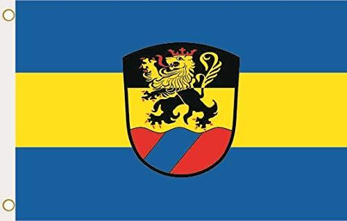 U24 Flagge Fahne Erharting 90 x 150 cm