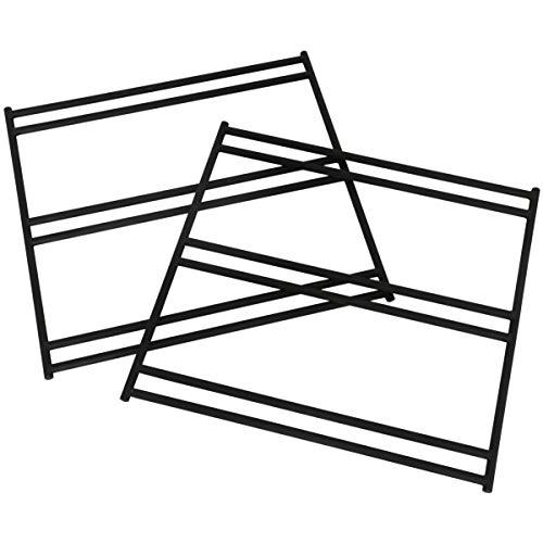 DOD(ディーオーディー) テキーラレッグM プレートやワンバイ木材を使ってテーブルに 【2個セット】 TL4-537