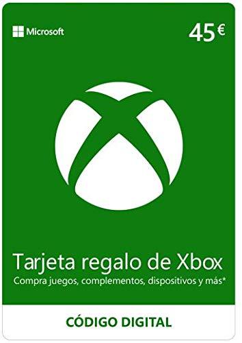 Xbox Live - 45 EUR Tarjeta Regalo [Xbox Live Código Digital]
