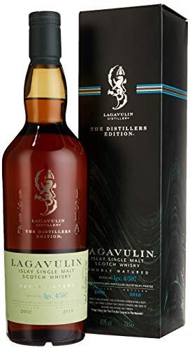 Lagavulin 16 Jahre Distillers Edition 2018 Single Malt Whisky (1 x 0.7 l)