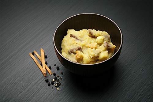 Drytech Real Field Meal Lapskaus - Beef and Potato Stew, Rindfleisch und Kartoffeleintopf, Eintopf, Trekking und Outdoor Mahlzeit
