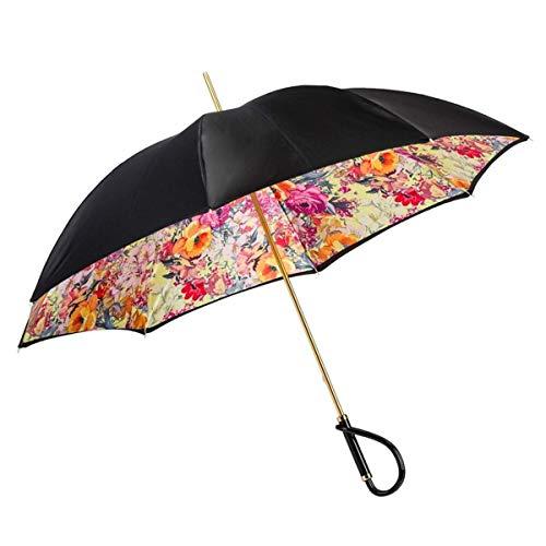 Pasotti Ombrelli Beautiful Flowered Walking Stick Umbrella S11
