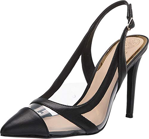 Guess Damen Pumps, schwarz, 39.5 EU