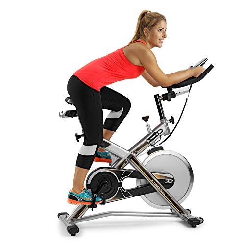 BH Fitness MKT Jetbike Pro Bicicleta Ciclismo Indoor, Unisex