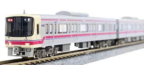 グリーンマックス Nゲージ 京王8000系 (8803編成・登場時・グレースカート)基本4両編成セット (動力付き) 30372 鉄道模型 電車