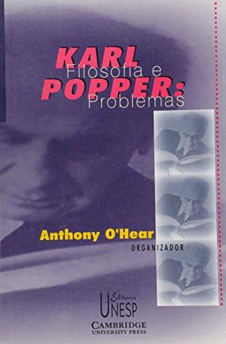Karl Popper: filosofia e problemas
