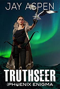 Truthseer (The Phoenix Enigma Book 2) by [Jay Aspen]