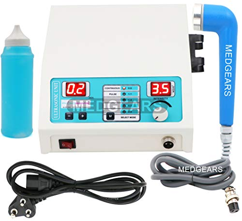 Physiogears Digital Unit Ultrasound Physiotherapy Machine For Pain Relief