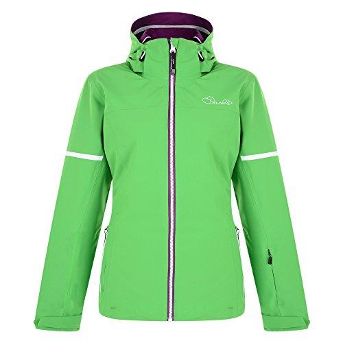 Dare 2b Damen Skijacke Women'verstärken Fairway, grün, Größe 14