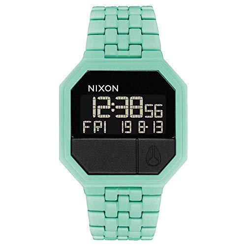 Nixon Reloj Analógico para Unisex Adulto de con Correa en Acero Inoxidable A158-343-00