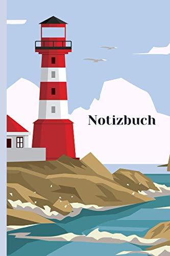 Notizbuch: Leuchtturm notizbuch a5 liniert softcover | 140 Seiten, 6×9 Zoll