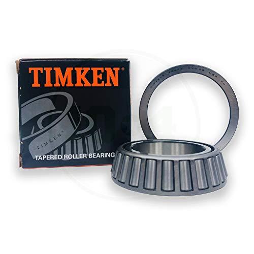Timken SET407 Tapered Bearing Set