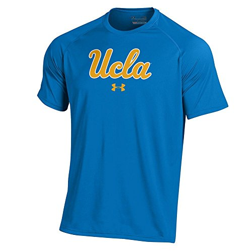 Elite Fan Shop UCLA Bruins Performance Tshirt Blue - XL