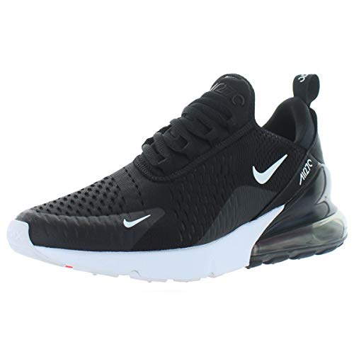 Nike Herren AIR MAX 270 Fitnessschuhe, Mehrfarbig (Black/Anthracite/White/Solar Red 002), 44 EU