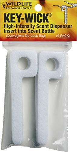Wildlife Research 375 Key-Wick Scent Absorbing Wick (4-Pack)