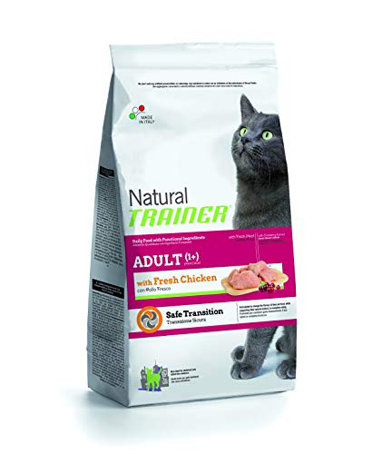 Novafoods Cibo per Gatti Natural Cat Adult Fresh Chicken 7,5KG - 7500 gr