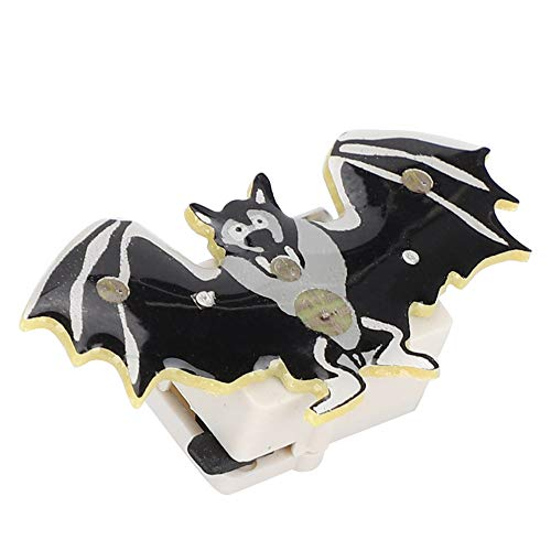 TOPINCN Broche de Halloween, Dibujos Animados, broches LED de Halloween Que Destellan, para Fiesta de Halloween, Fiesta Infantil